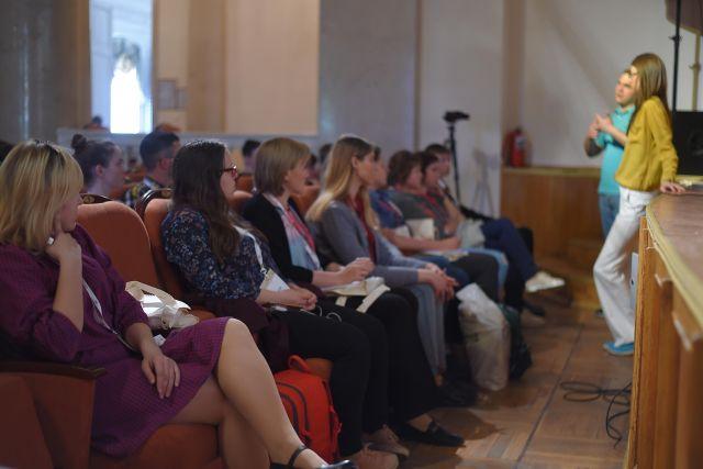 В Северной столице начал работу VI патриотический молодежный форум