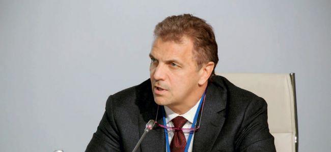 Андрей Разбродин получил почетную грамоту президента России