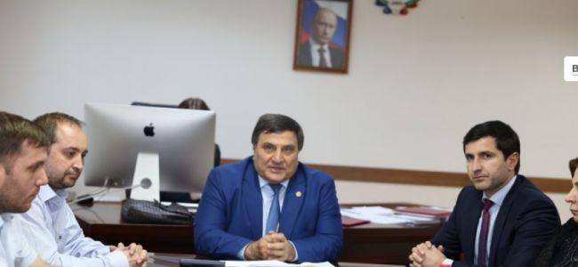 В Дагестане обсудили проблемы производитства обуви