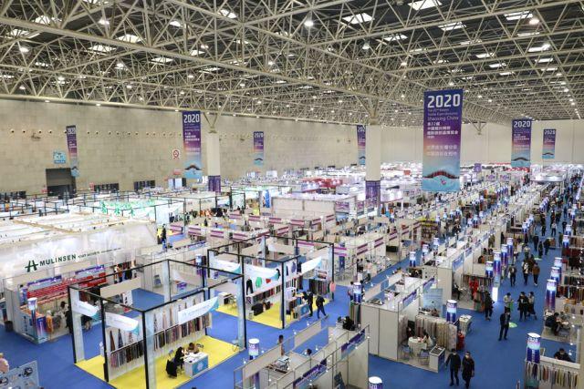В 22-й раз состоялась выставка 2020 Keqiao Textile Expo
