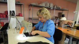 Из помещения нелегального цеха во Фрязино изъято 1350 единиц швейной продукции