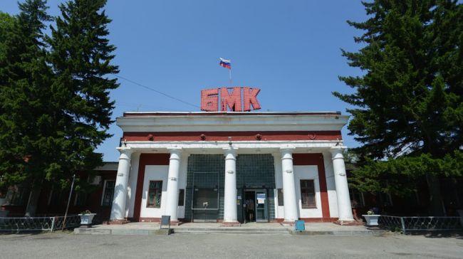 На текстильном предприятии в Барнауле провели пожарные-тактические учения