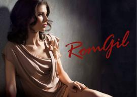"""Женское трикотажное белье для сна TM """"Romgil"""""""