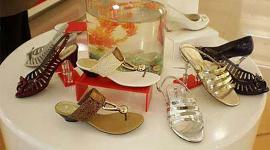 Во время кризиса российские производители отвоевали лишь 5 % рынка обуви