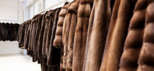 Шубы изъяты у предпринимателей Магадана