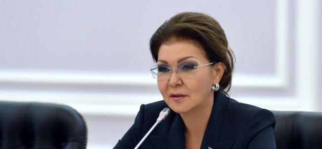 Дарига Назарбаева: у легкой промышленности Казахстана нет перспектив