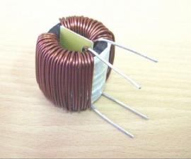 Дроссель на магнитопроводе 33×19,9×10,7 - 3 шт (сборка)