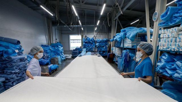 В России несколько лет увеличивается внутренний спрос на нетканые материалы