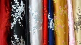 Китайская ткань или Символ динамизма