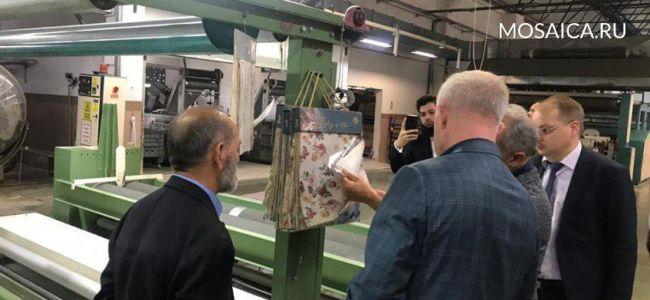 В Ульяновске начнут производить турецкие ткани