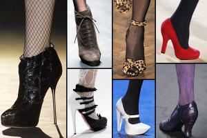 Рынок женской обуви 2011
