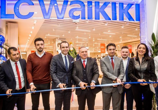 Свой 1000-й магазин открыла в Киеве компания LC Waikiki