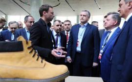 Zenden построит в Крыму обувную фабрику