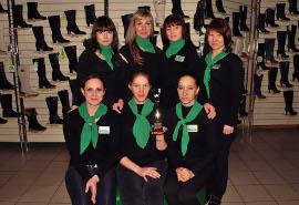 Омская «Вестфалика» - лучший магазин 2010 по качеству обслуживания