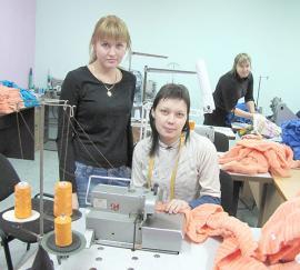Дарья Космакова мечтает возродить легкую промышленность