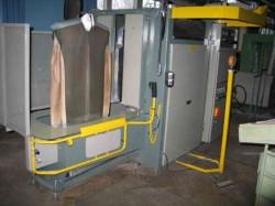 MACPI PW  Утюжильный шкаф с двумя паровыми манекенами. т.940-63-03