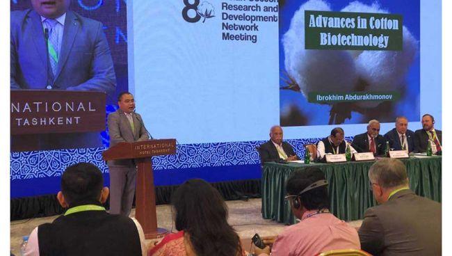 Достижения в области биотехнологии хлопчатника в Узбекистане