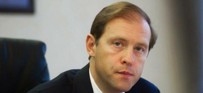 Глава Минпромторга поблагодарил президента за помощь в развитии российского легпрома
