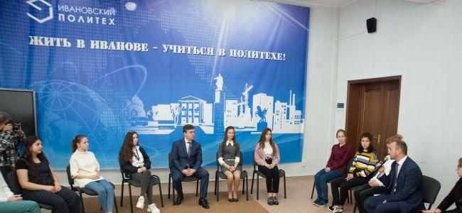 На базе Ивановского политехнического университета создают Центр компетенций текстильной и легкой промышленности