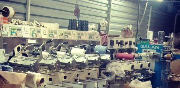 В Челябинской области запустили в производство новые виды текстильных станков
