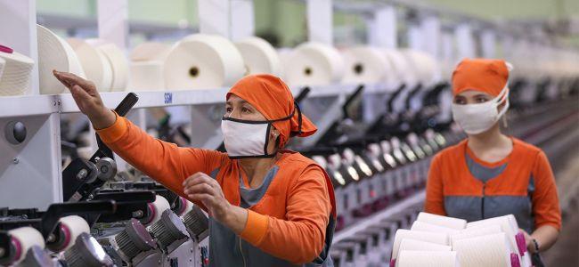 Худший показатель по заработной плате показала отрасль легкой промышленности