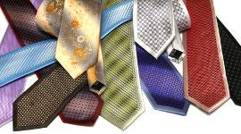 Галстук - мужской элемент гардероба