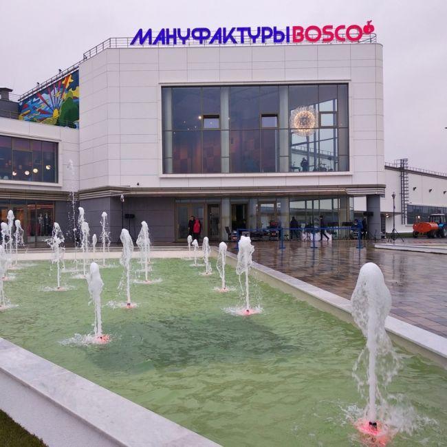 Bosco планирует построить еще одну фабрику в России