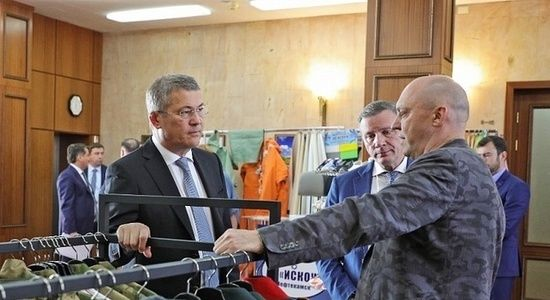 Башкирские власти поддержат легпром