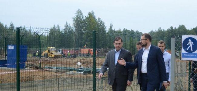 Льнозавод в Смоленской области заработает в 2019 году