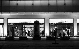 Крупнейший в Восточной Европе магазин Zara откроется в Киеве