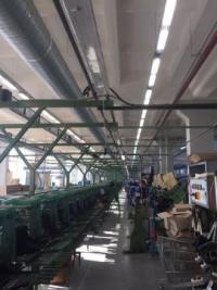 «Обувь России» объединила сборочные мощности на производственной площадке в Бердске
