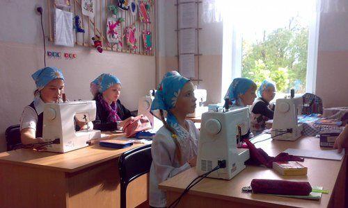 Необходимо возродить уроки труда со швейным делом