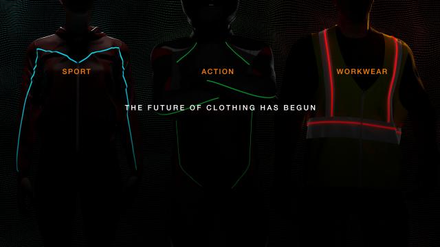 Osram представила светодиодные модули для текстиля – технологичное решение для производителей одежды и экипировки
