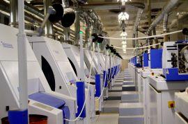 «Камышинский текстиль» продолжает модернизацию текстильной фабрики