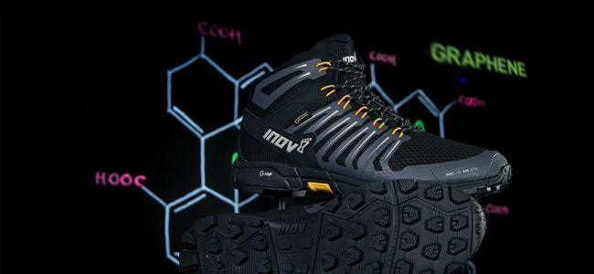 Первые кроссовки из графена