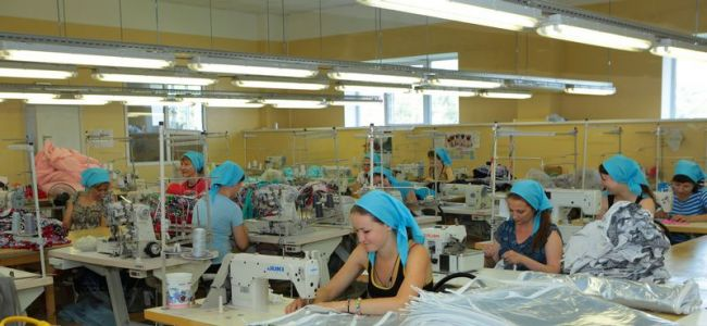 Швейные предприятия Ивановской области займутся созданием собственных брендов