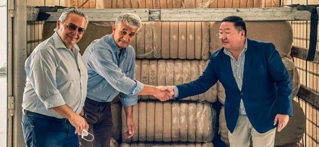 Италия получила 20 тонн монгольского кашемира
