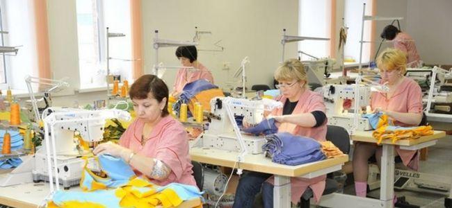 В швейных цехах предприятий Ивановской области не хватает более 1,5 тыс. швей