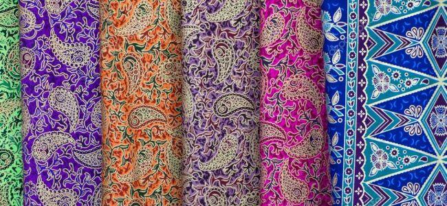 Индонезийский текстиль к 2030 году может войти в пятерку лучших