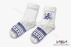 Носки с логотипом или рисунком