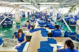 Ровно год учебному швейному потоку ГК «Энергоконтракта»