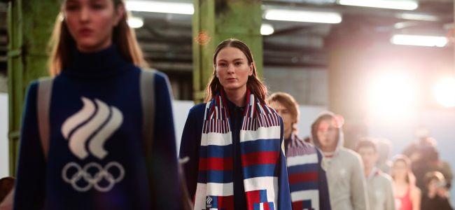 Российская символика на форме спортсменов на Олимпиаде будет заклеена