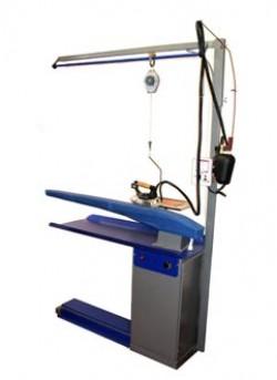 Гладильная установка для боковых и шаговых швов брюк