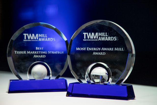 Компания Essity получила две награды на международной выставке Tissue World в Милане