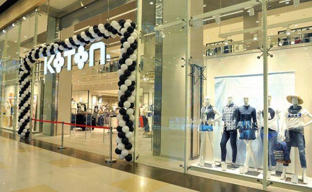 Крупнейший турецкий бренд одежды откроет несколько десятков магазинов в России