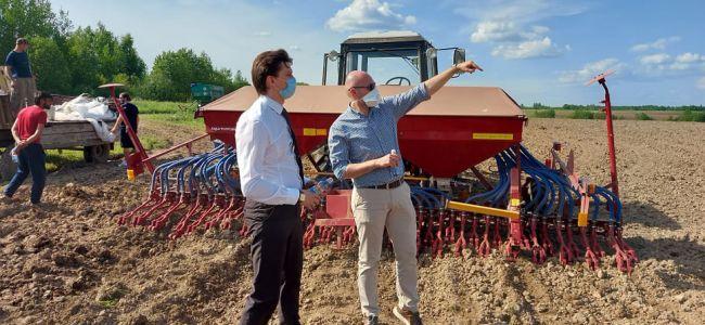 Производство льна в Ярославской области получит поддержку