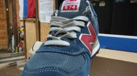 Во Владивостоке изъяли крупную партию контрафактных кроссовок известного мирового бренда