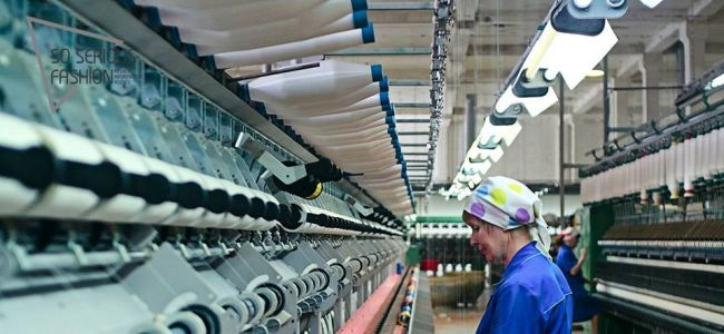 Неконтролируемый импорт мешает развитию лёгкой промышленности в России
