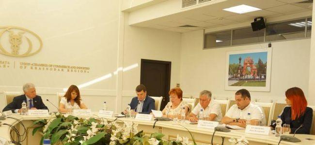 На Кубани обсудили меры поддержки легпрома