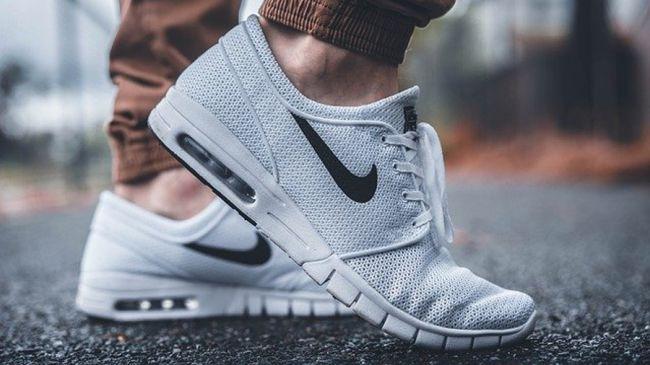Nike запатентовал систему для токенизации обуви